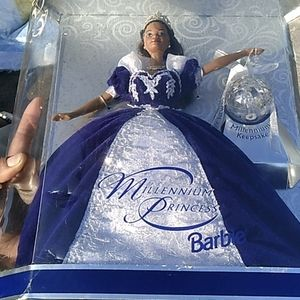 Millennium  special edition barbie princess  Afric